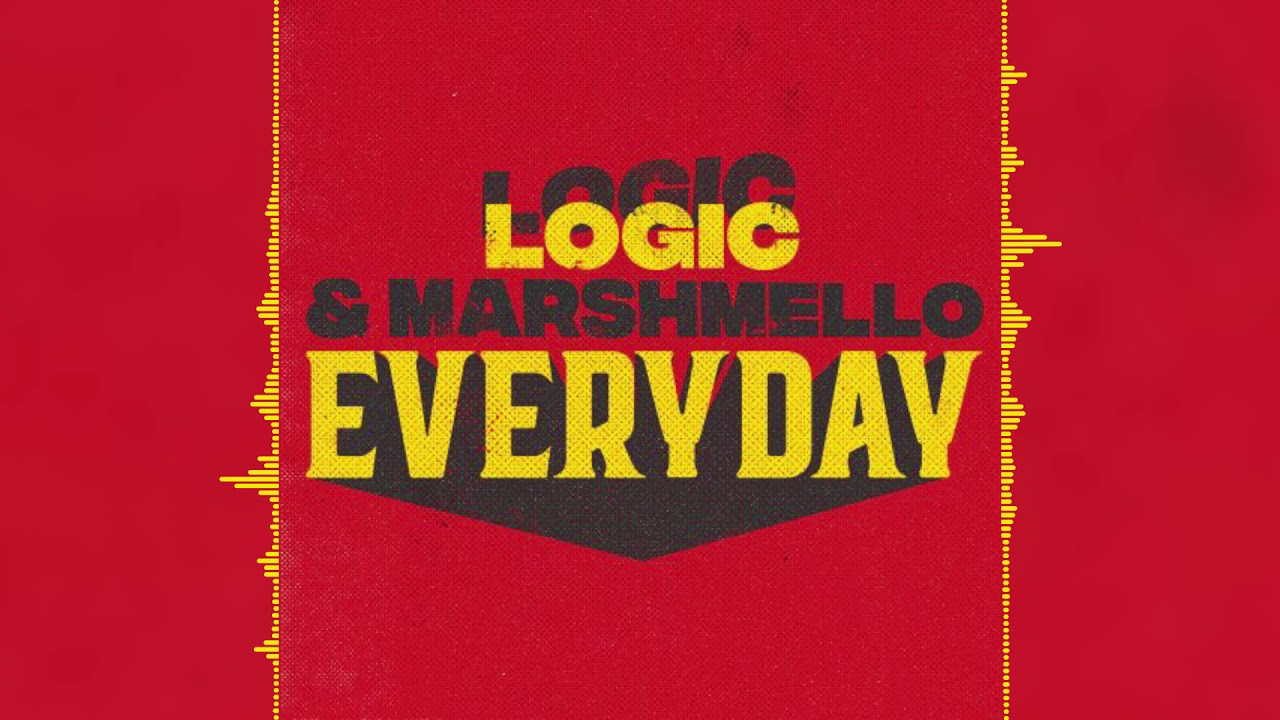 Marshmello & Logic – EVERYDAY (Audio)