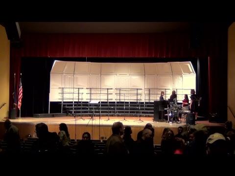 Gates Chili High School 3/5 choral concert