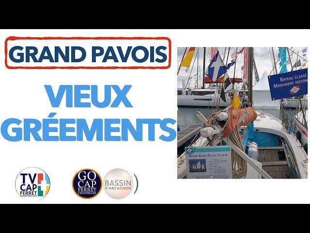 Grand Pavois La Rochelle 2021 #13 Les vieux gréements du port de la Rochelle