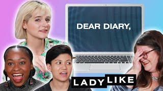 Devin Reads Her Old Diary Entries From Tumblr • Ladylike