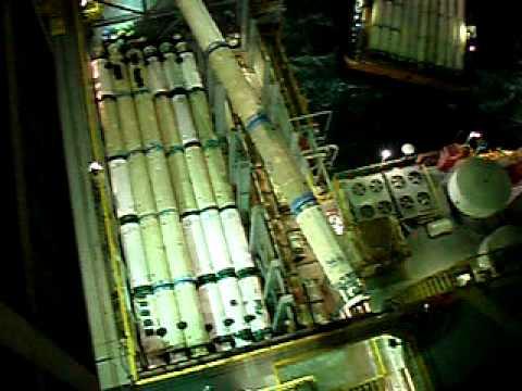 Transfer of marine riser - 3 of 3