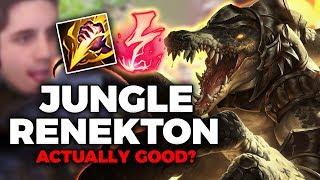 RENEKTON JUNGLE | TROLLING OR GOOD?