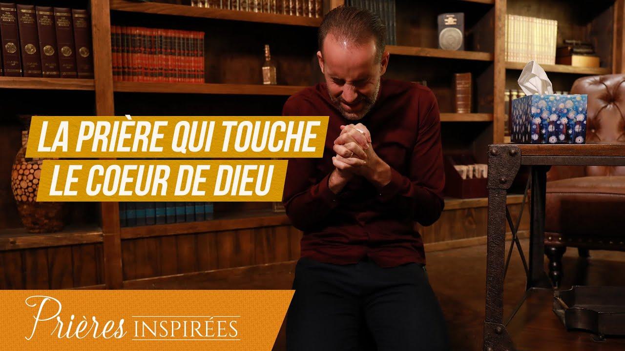 La prière qui touche le coeur de Dieu - Prières inspirées - Jérémy Sourdril