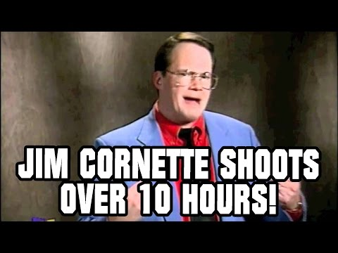 Jim Cornette Shoots For Over 10 Hours
