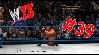 Let´s Play WWE´13 [HD][deutsch/german] #039 | Spezialszenario 3&4