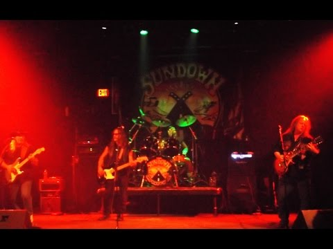 Sundown band live at The Chance - Beatin' The Odds