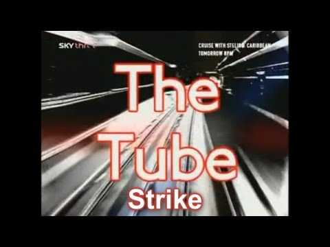 The Tube  Strike Series 1 Episode 1