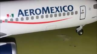 Video AEROMEXICO B737 MAX 8 UNBOXING ESPAÑOL download MP3, 3GP, MP4, WEBM, AVI, FLV Agustus 2018