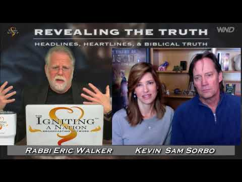 Rabbi Walker Kevin Sorbo & Sam Sorbo discuss their movie Let There Be Light 03 20 2018