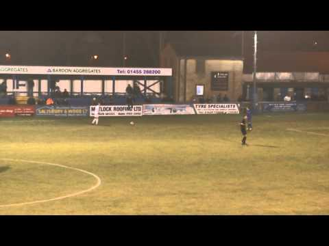 Matlock Town Vs FC United Of Manchester - 6th of March 2013 - Evo Stik NPL