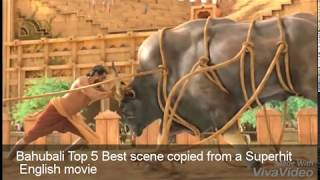 Bahubali Top 5 Best scene copied from (English movies) you must see (You never Knew)