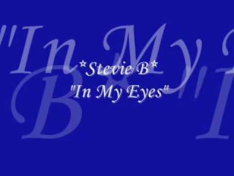 Stevie B   In My Eyes