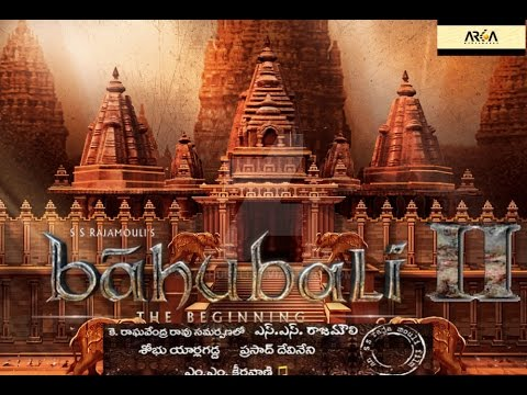 BAHUBALI [2016] part - 2 official TRAILER...