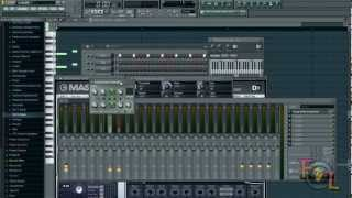 FL Studio How To Sidechain Using Peak Controller And Compression BEST WAY