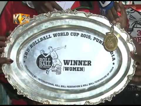 Meet Kenya's Roll Ball Champions
