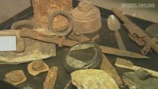 Unterwelten: Nazi-Relikte im Luftschutzbunker - SPIEGEL TV