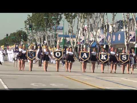 Temple City Camellia Parade 2013