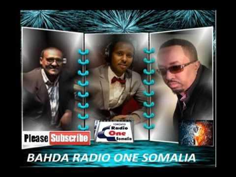 TORONTO RADIO ONE SOMALIYA APR 1 2017