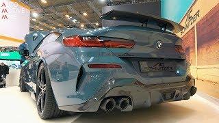AC SCHNITZER ACS8 5.0i (BMW M850i) FIRST LOOK - ESSEN MOTORSHOW