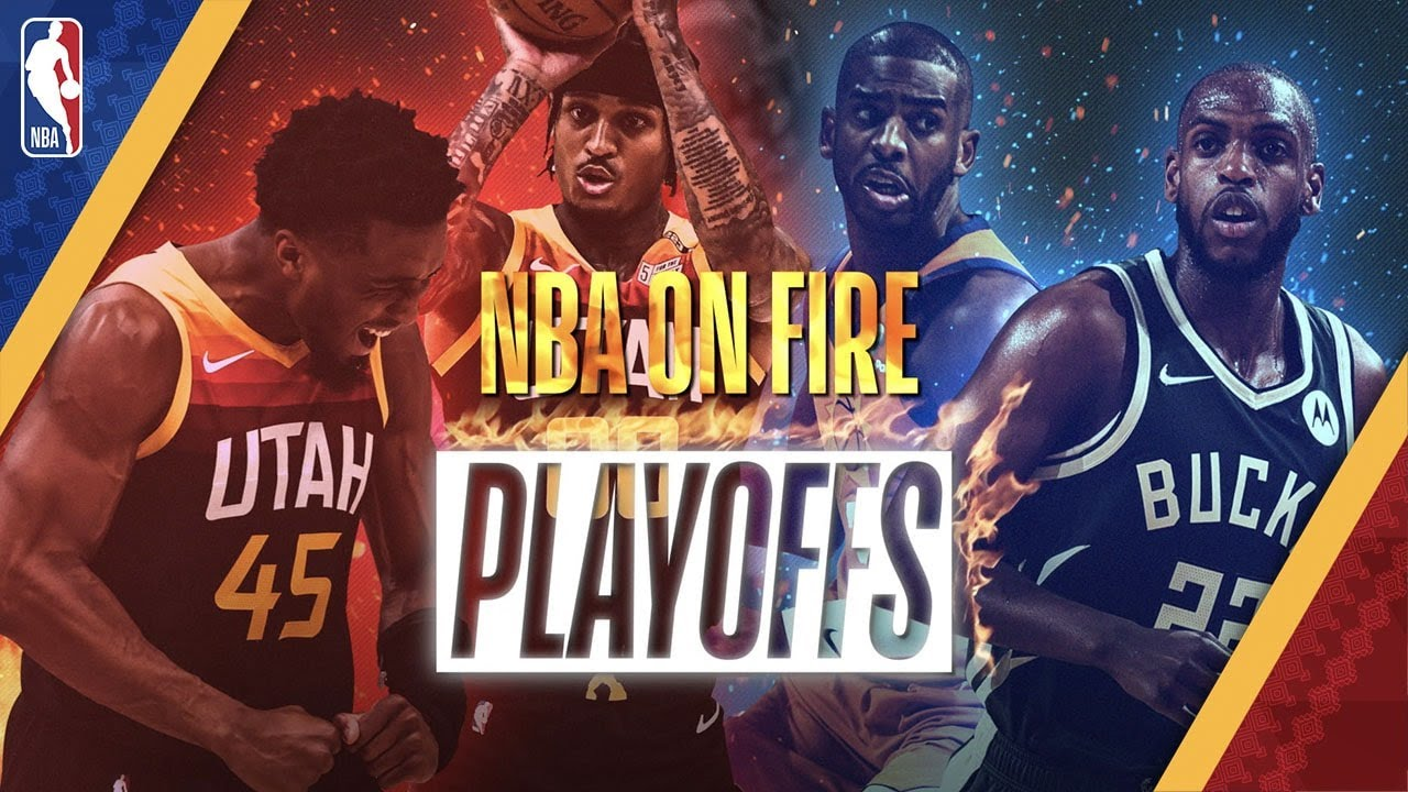 NBA On Fire: Donovan Mitchell, Jordan Clarkson, Chris Paul & Khris Middleton