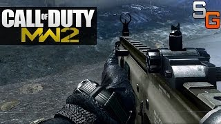 Modern Warfare 2 - PC Multiplayer Gameplay