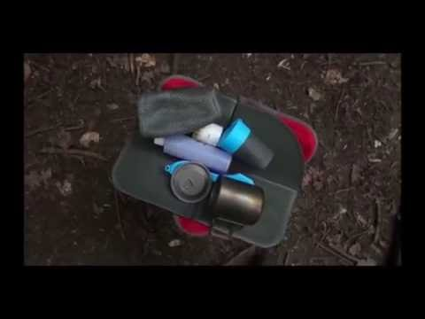 Ultra Light Wild Camp Bushcraft Style