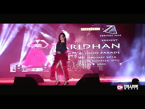 Kamla Nehru College | Fashion Show | Engifest 2016 | DTU