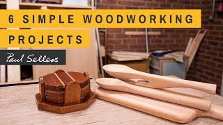 6 Simple Woodworking Christmas Projects | Paul Sellers