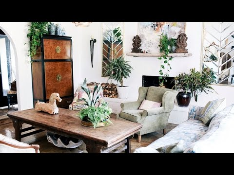 🍍 Interior Design | Eclectic Style + Vintage