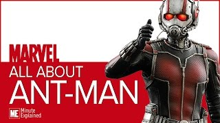 Who is ant-man and what are his powers? (mcu)