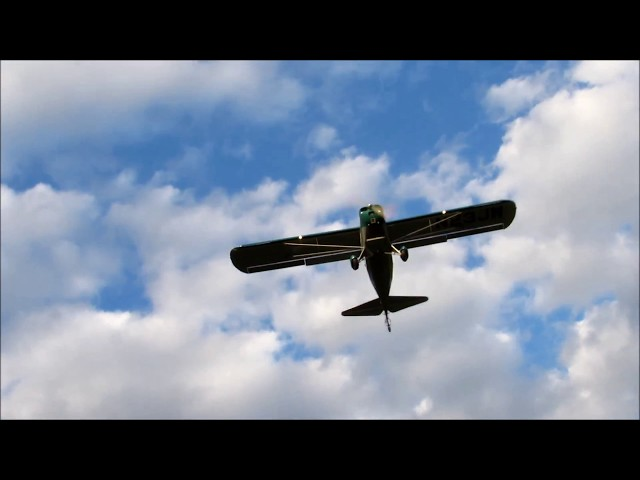 Sentimental Journey 2017: Tuesday Overhead Arrivals at William T. Piper Memorial Airport