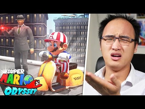 LE PARKING LE PLUS MAL PLACÉ AU MONDE ! | Super Mario Odyssey #49