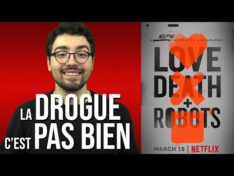 LOVE, DEATH & ROBOTS | Critique à chaud (spoilers à 8:26)