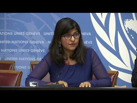 الأمم المتحدة تدعو مصر للإفراج عن نشطاء بينهم الصحفية إسراء عبد الفتاح…  - 16:53-2019 / 10 / 19