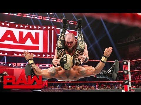 WWE Raw: Gran Metalik could finally shine vs. Rey Mysterio