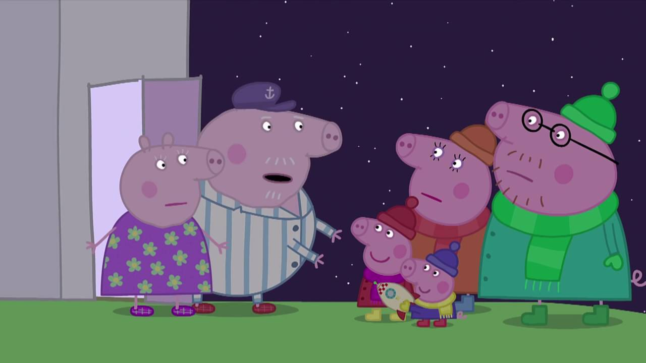 Peppa Pig - Stars (49 episode / 2 season) [HD]