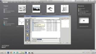 Học REVIT online - Bài 1  Giao diện, các thao tác lệnh cơ bản