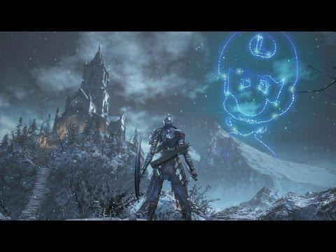Dark Souls - Ashes of Luigi