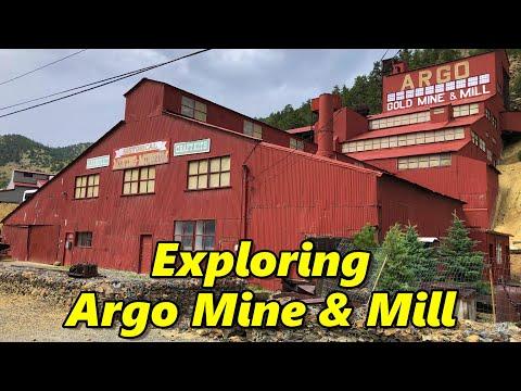 Argo Goldmine & Mill