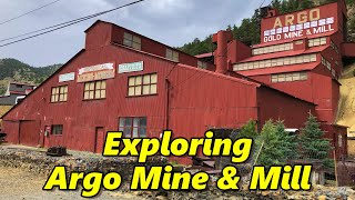 Argo Goldmine & Mill