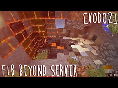 ftb beyond servers