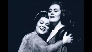 Joan Sutherland Marilyn Horne Giorno D Orror E Di Contento Semiramide Rossini 1971