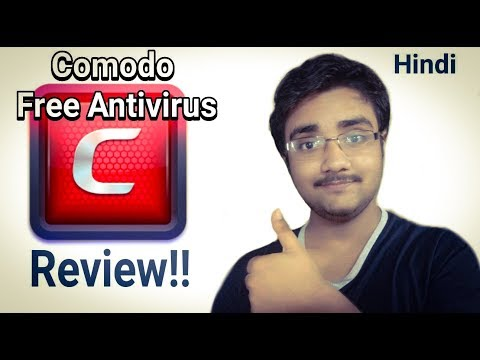 Comodo Free Antivirus Review!!! Must See The Results!!! In Hindi!!