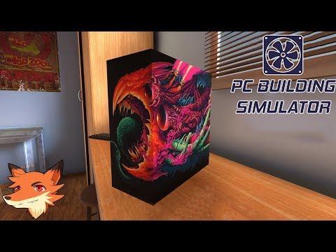 PC BUILDING SIMULATOR #5 [FR] 4000$ de promis pour un job... Une arnaque ou... ?