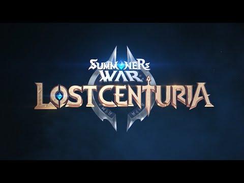[Summoners War: Lost Centuria] - Cinematic Trailer (Full Ver.)