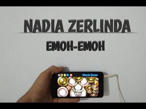 Nadia Zerlinda - Emoh-Emoh (classic drum cover)