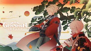 Тизер «Путешествие ловца молний» | Genshin Impact