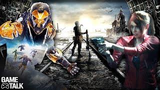 Game Talk #16 | Metro Exodus, Anthem, Resident Evil 2 & Dreams