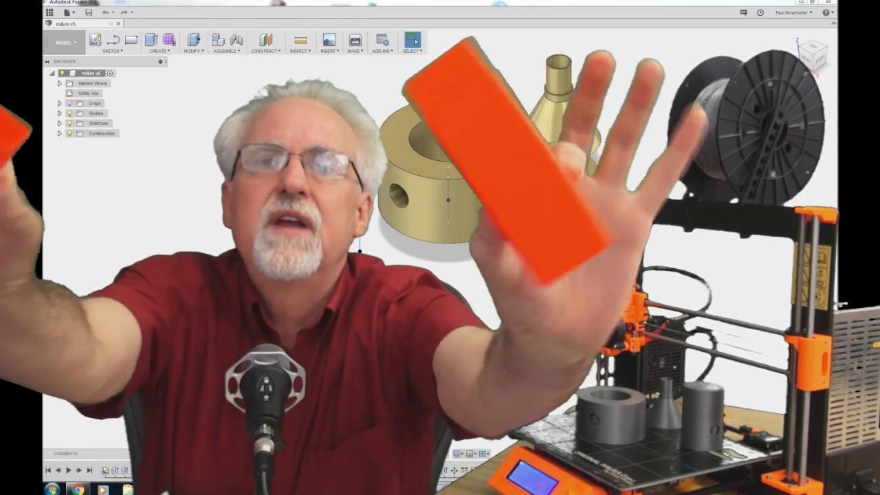 Paul Mcwhorter Fusion 360