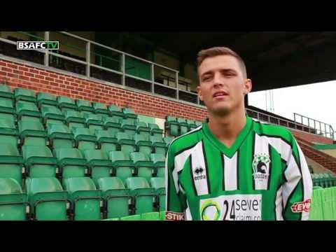 BSAFCTV  Robert Nolan signing